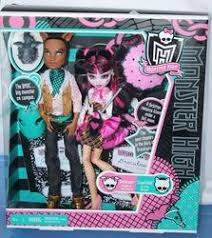 clawd and draculaura original high figure doll 2 pack gift set dra