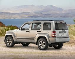 2008 jeep liberty information and photos zombiedrive