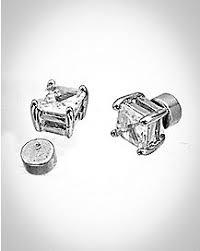 magnetic earrings cool earrings hoop earrings magnetic earrings spencer s
