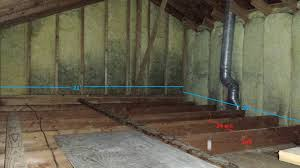 lumber can i use the area above my garage for storage home