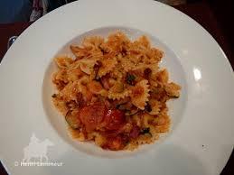 cuisine sicilienne pâtes à la sicilienne picture of l olive ghislain