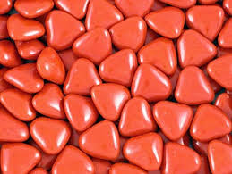 heart chocolate mini heart chocolate dragees confectionery for weddings and