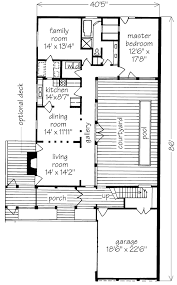 courtyard garage house plans courtyard cottage jim phaffman southern living house plans