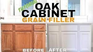 what paint to use on oak cabinets refinishing oak cabinets aqua coat hide grain