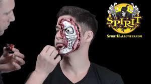 terminal makeup tutorial spirit halloween youtube