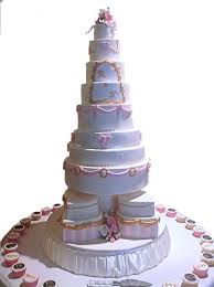 wedding cake nottingham multi tier drape wedding cake loughborough derby