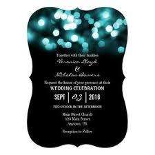 and black wedding invitations shop turquoise wedding invitation on wanelo