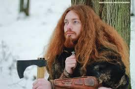 viking anglo saxon hairstyles tibor by lucreciamortishia on deviantart north folk pinterest