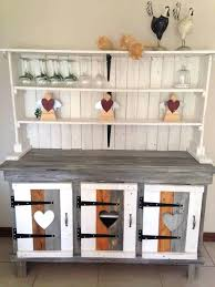 kitchen sideboard cabinet kitchen sideboard reclaimed pallet sideboard or kitchen cabinet