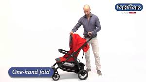Disney Umbrella Stroller With Canopy by Compact Lightweight Stroller Booklet By Peg Perego Youtube