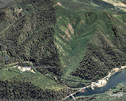 Google Map Oregon by Forest Ecophysiology U0026 Ecohydrology Telemetry Transect Database