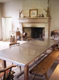 Kitchen Table With Stainless Steel Top - best 25 stainless table ideas on pinterest stainless steel