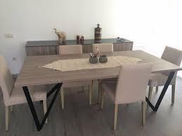 yemek masasi kelebek mobilya kelebek loko yemek masası ve 6 adet sandalye yeni