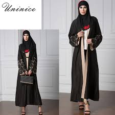 east clothing aliexpress buy muslim abaya dress lace cardigan