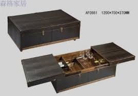 coffee table with cooler the elegant european coffee table vintage wine cooler the wine