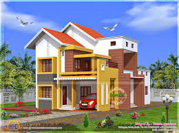 3 bedroom house design in 1850 square feet kerala home design