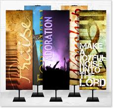 church banners displays fabric vinyl banners churchbanners