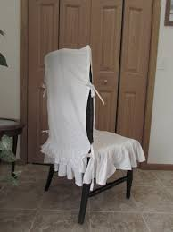 ruffled chair covers sale white ruffle chair cover seat from modaragehome on etsy