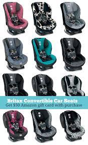 black friday convertible car seat amazon buy a britax convertible car seat get a 50 amazon gift card