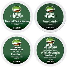 Flavored Coffee Green Mountain Coffee Flavored Coffee Variety Pack K Cups 22 Count