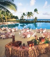 kauai wedding resorts ceremony locations restaurants spas