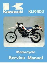 kawasaki klr600 service manual eng by mosue