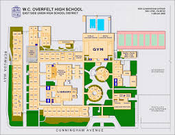 Sonoma State Campus Map by Welcome To Overfelt High