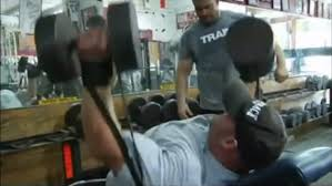 Bench Press For Size Muscle Building Exercise Tips Bring The Bands For A Bigger Bench