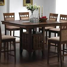 Pub Dining Room Set Dining Table Dining Tablesbar Height Dining Table Set White