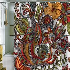 home desigs shower curtains with birds