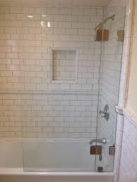Installing Frameless Shower Doors Interesting Design How To Install Frameless Shower Door Extremely