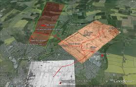 Ww1 Map Belton U0026 Harrowby Ww1 Camps Belton Park World War 1 Walk
