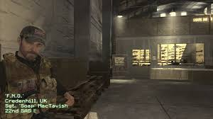 Cod4 Maps Call Of Duty Modern Warfare Remastered Port Review It U0027s Much