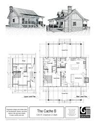 basement Small Cabin With Basement 5 2 House Plans small cabin