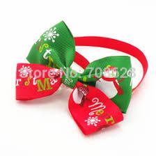christmas bows for sale christmas dog grooming bows online christmas dog grooming bows