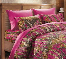 pink camouflage comforter ebay