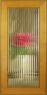 reeded glass kitchen cabinet doors designer glass clear reeded glass walzcraft