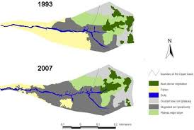 The Sahel Map Water Free Full Text Increasing River Flows In The Sahel