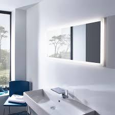 roper rhodes intense illuminated led mirror mle500 flush bathrooms