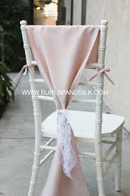 blush chair sashes 15 best chair sash styles images on wedding chairs