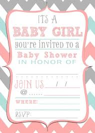 make your own baby shower invitations free make your own baby