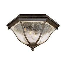 Flush Mounted Lighting Fixtures by Acclaim 5615bc Flush Mount Collection 2 Light Ceiling Mount