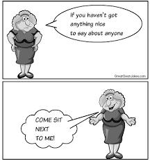 gossip great clean jokes