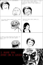 Rage Memes - rage comics video gaming by ninjafalcon90 on deviantart