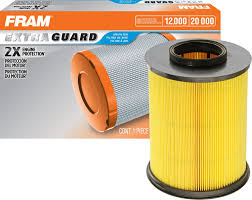 2014 Ford Escape Air Filter Location Amazon Com Fram Ca11114 Extra Guard Radial Seal Air Filter