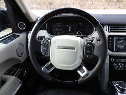 land rover steering wheel 2016 land rover range rover hse td6 autos ca
