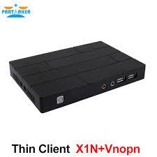 logiciel bureau virtuel linux client léger zéro client nuage ordinateur de bureau virtuel