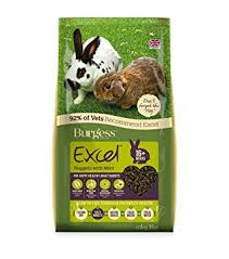 rabbit food burgess excel nuggets with mint rabbit food 10 kg co