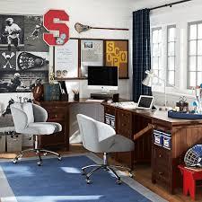 Corner Desk Hutch Beadboard Smart Corner Desk Pbteen