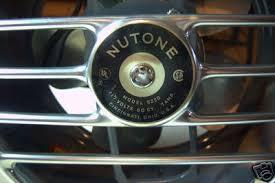 vintage nutone kitchen wall exhaust fan retro kitchen exhaust fan mint in box from nutone today s ebay